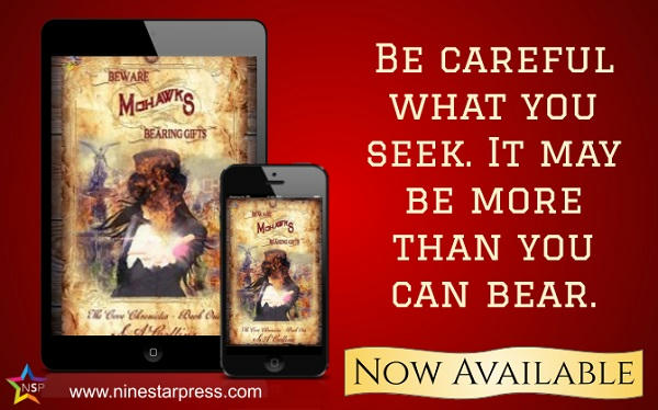 S.A. Collins - Beware Mohawks Bearing Gifts Now Available