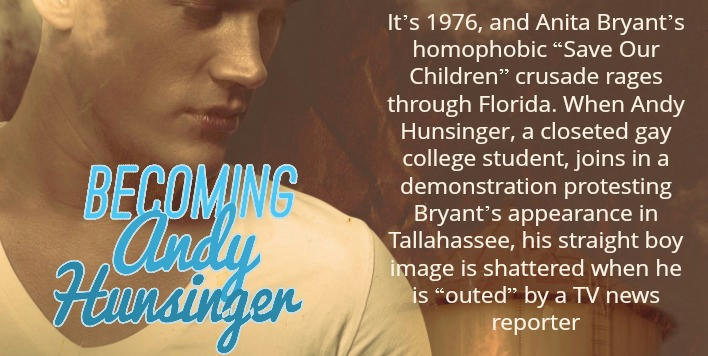 Jere' M. Fishback - Becoming Andy Hunsinger Graphic
