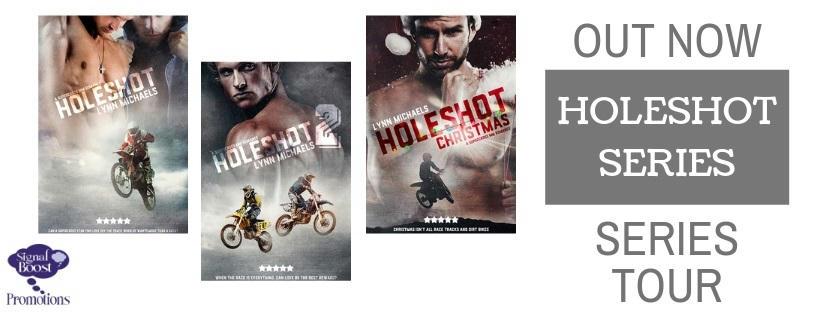 Lynn Michaels - HoleShot series TOURBANNER