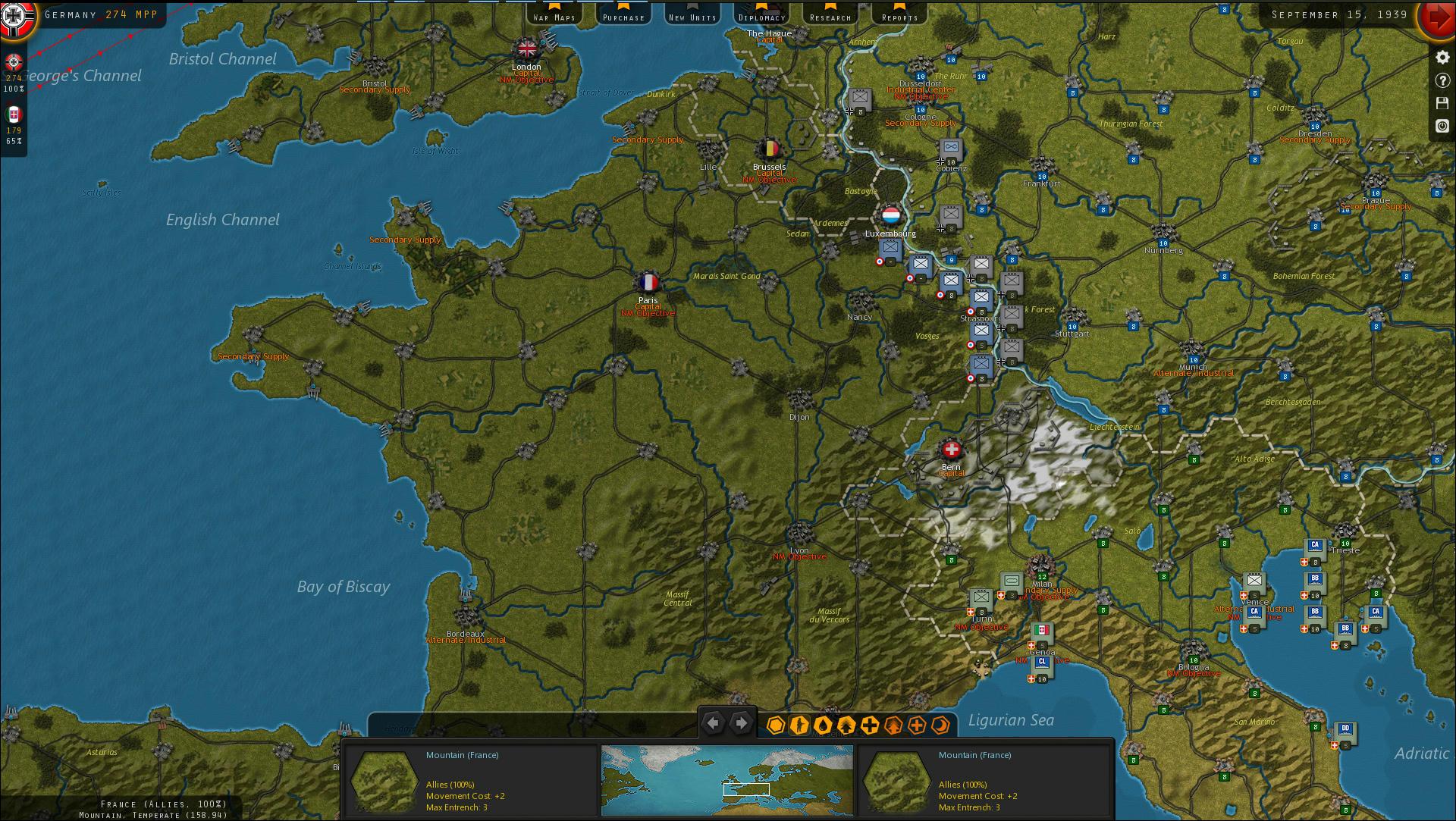 Panzer Corps Atlas Mod