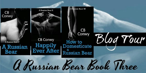 C.B. Conway - How to Domesticate a Russian Bear Tour Graphic