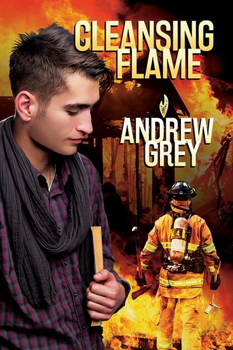 Andrew Grey - Cleansing Flame Cover