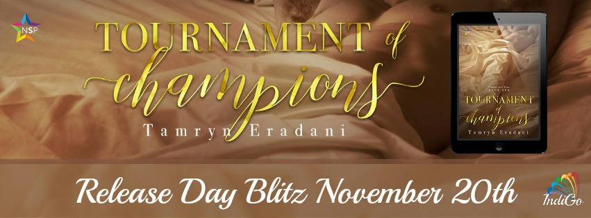 Tamryn Eradani - Tournament of Champions Banner