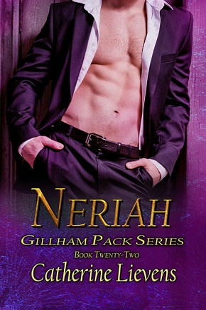 Catherine Lievens - Neriah Cover