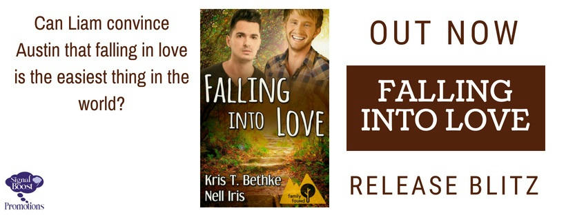 Nell Iris & Kris T Bethke - Falling Into Love RBBanner