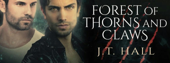J.T. Hall - Forest of Thorns and Claws Banner