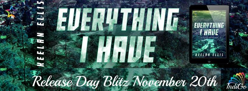 Keelan Ellis - Everything I Have Banner