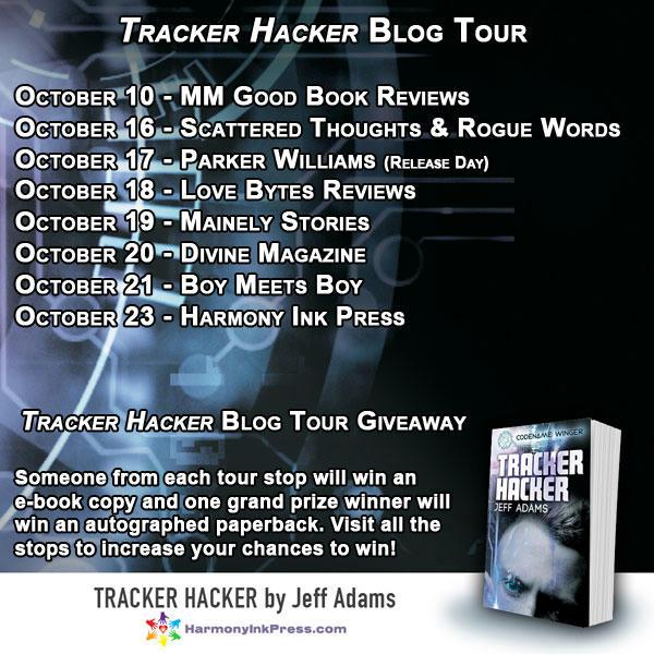 Jeff Adams - Tracker Hacker TourDates