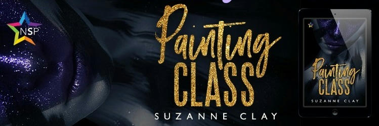 Suzanne Clay - Painting Class Banner
