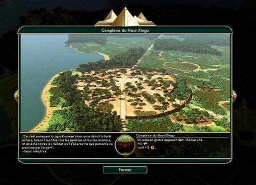 Xingu River Kuhikugu Empire | CivF...