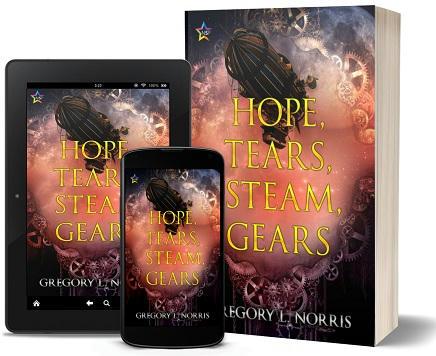 Gregory L. Norris - Hope, Tears, Steam, Gears 3d Promo