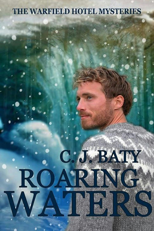 C.J. Baty - Roaring Waters Cover