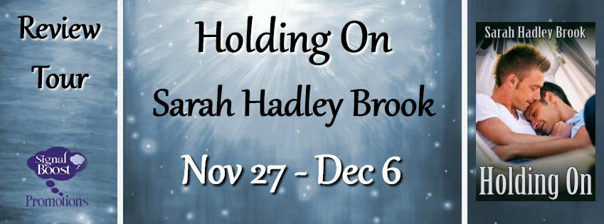 Sarah Hadley Brook - Holding On RTBanner