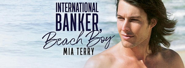 Mia Terry - International Banker, Beach Boy Banner