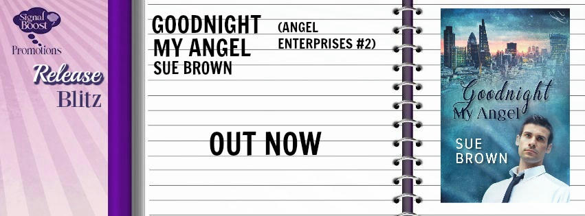 Sue Brown - Goodnight My Angel RB Banner
