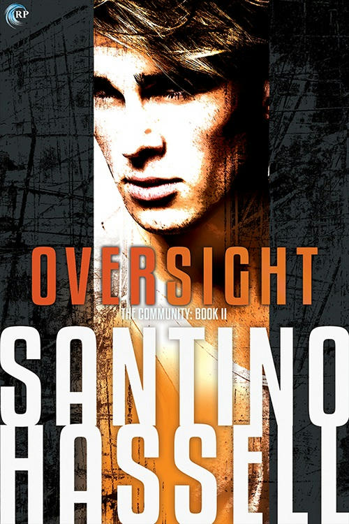 Santino Hassell - Oversight Cover