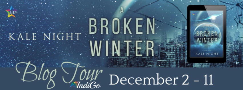 Kale Night - A Broken Winter Tour Banner