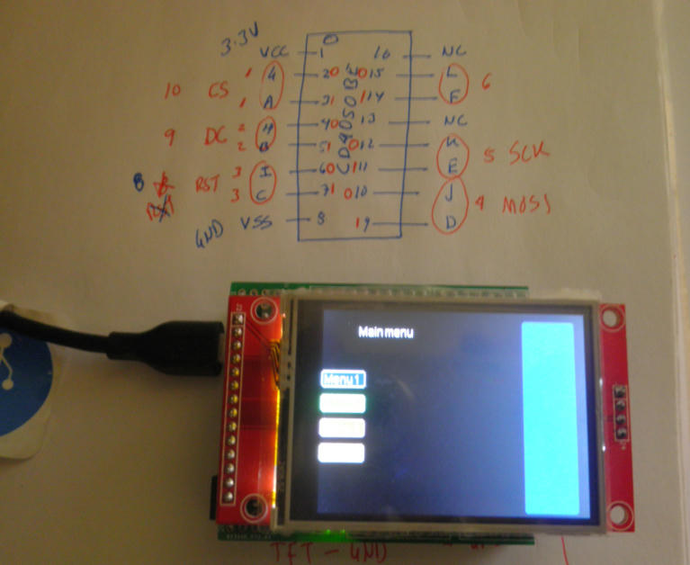 LCD display with ILI9341 driver on Arduino - Page 21