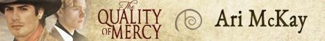 Ari McKay - The Quality of Mercy headerbanner