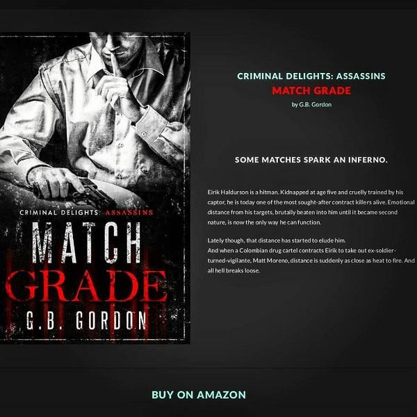 G.B. Gordon - Match Grade Promo