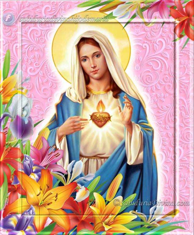 Virgen Maria madre de Dios