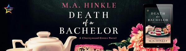 M.A. Hinkle - Death of a Bachelor NineStar Banner