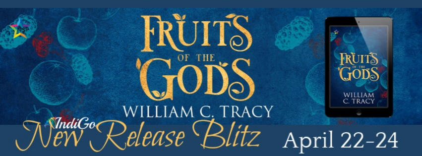 William C. Tracy - Fruits of the Gods RB Banner