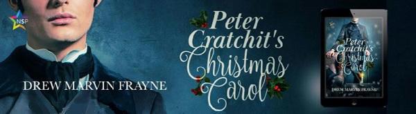 Drew Marvin Frayne - Peter Cratchit's Christmas Carol NineStar Banner