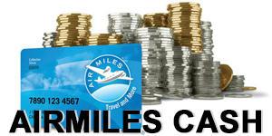 Air Miles Cash