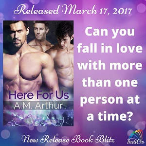 A.M. Arthur - Here For Us Teaser