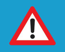 Notice/Alert