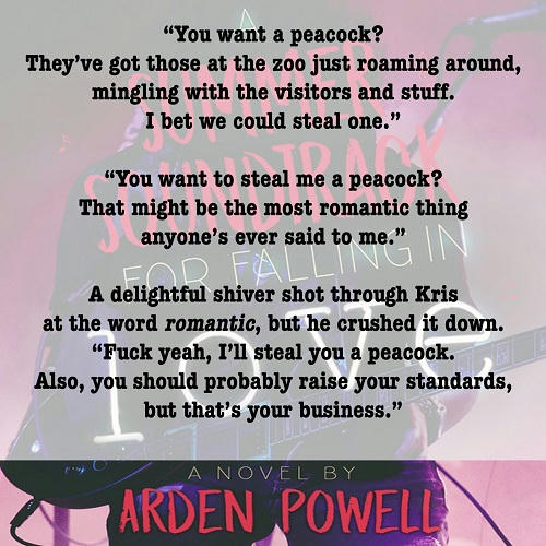 Arden Powell - A Summer Soundtrack for Falling in Love Promo