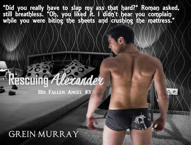 Grein Murray - Rescuing Alexander Teaser 2