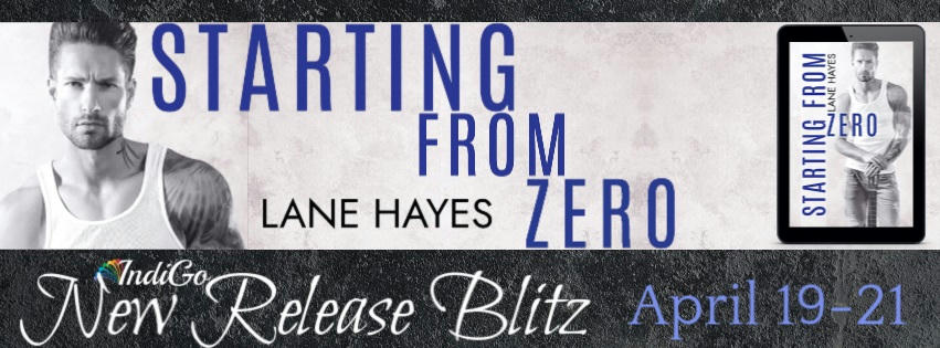 Lane Hayes - Starting From Zero Blitz Banner
