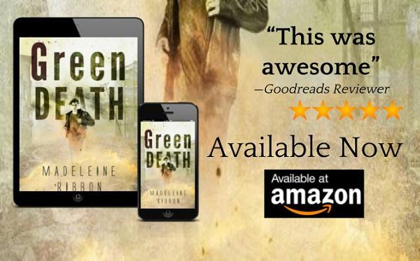 Madeleine Ribbon - Green Death Review Teaser