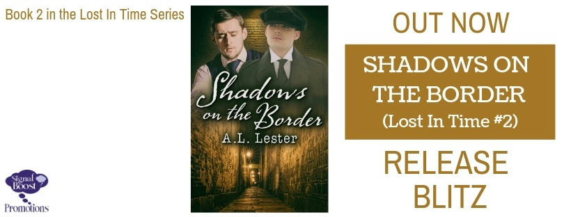 A.L. Lester - Shadows On The Border RBBANNER-57 1