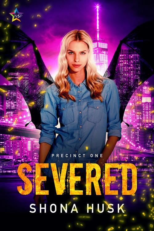 Shona Husk - Severed Cover