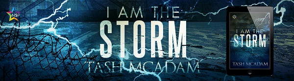 Tash McAdam - I am the Storm NineStar Banner