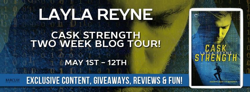 Layla Reyne - Cask Strength BT Banner