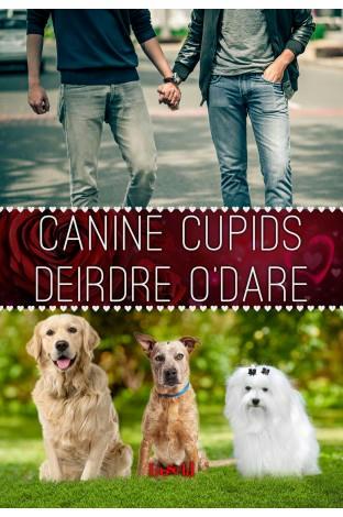 Deirdre O'Dare - Canine Cupids Cover