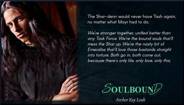 Archer Kay Leah - Soulbound Promo 2