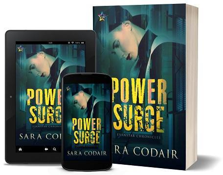 Sara Codair - Power Surge 3D Promo