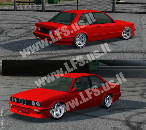 XR - BMW E30 Coupe M3 DTM