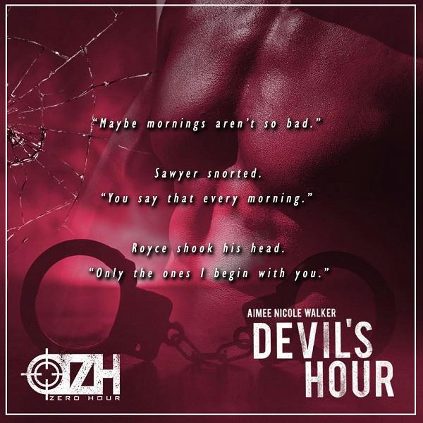 Aimee Nicole Walker - Devil's Hour Teaser 2