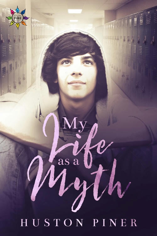 Huston Piner - My Life as a Myth Cover