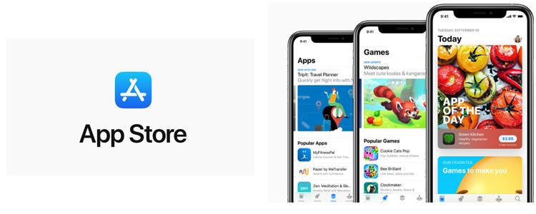 Apple App Store dengan sistem Apple Tax