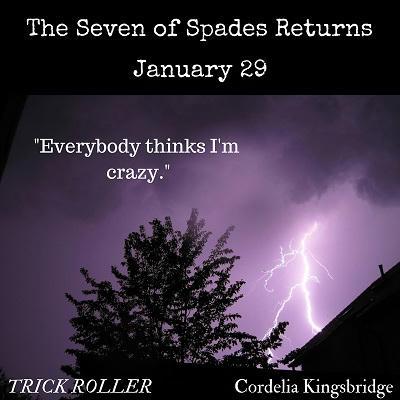 Cordelia Kingsbridge - Trick Roller Teaser 1