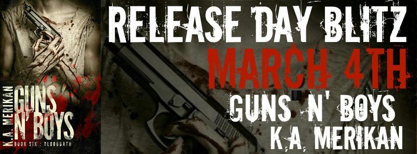 K.A. Merikan - Bloodbath RD Banner