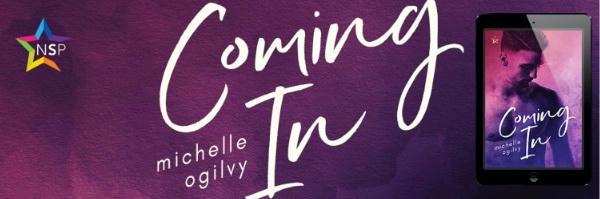Michelle Ogilvy - Coming In Banner