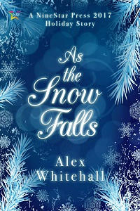 Alex Whitehall - As The Snow Falls Cover